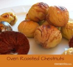 Oven Roasted Chestnuts