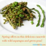 Revealing Secret Asparagus Casserole Recipe with Peas