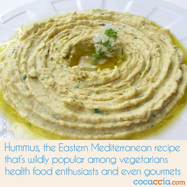 Hummus recipe authentic arabic mediterranean diet recipe hummus recipe forumfinder Gallery
