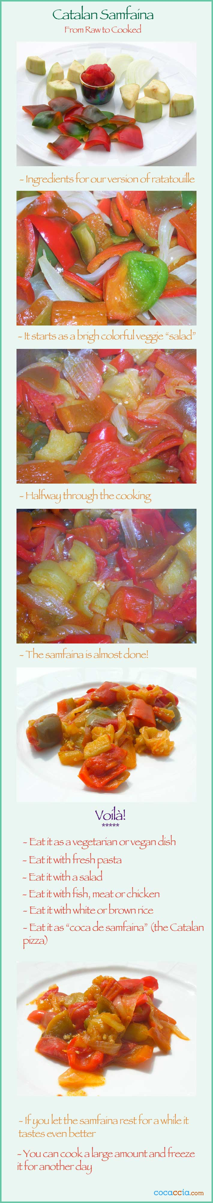 Samfaina Recipe