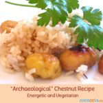 Ancient Rice and Chestnut Recipe Gives You Long-Lasting Energy